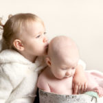 Millie and her sister Gwenivere | Kingston Photographer
